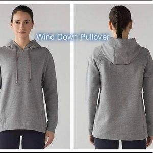 Lululemon Wind Down Pullover size 4